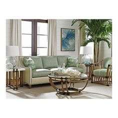 Tommy Bahama Home Twin Palms Living Room Collection