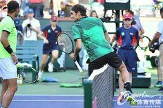 Federer vs Nadal - Indian Wells 2017