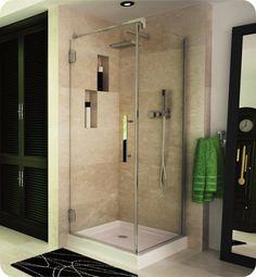 Modern master bathroom found on zillow digs bathrooms for Jackson wyoming alloggio cabine