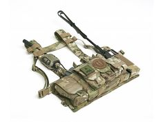 Warrior Assault Systems Falcon Chest Rig
