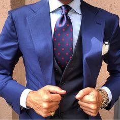 Classy gentleman! #mensfashion_guide