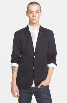 rag & bone 'Reserve' Cotton & Linen Sport Coat available at #Nordstrom