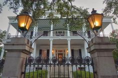 * T h e * V i s u a l * V a m p *: American Horror Story Houses in New Orleans