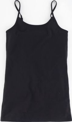 Boden Long Line Cami Black Boden, Black 35233550 Use it for layering and take advantage of the longer length hemline. The modern womans staple. http://www.comparestoreprices.co.uk/january-2017-9/boden-long-line-cami-black-boden-black-35233550.asp