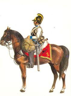 Cuirassiers 5è-Rgt Nassau-Austerlitz - 1805