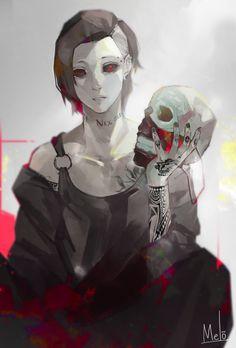 Hi My name is Melo Kyuba. Image Tokyo Ghoul, Tokyo Ghoul Fan Art, Ken Kaneki Tokyo Ghoul, Tokyo Ghoul Manga, Manga Anime, Anime Guys, Anime Art, Anime Amino, Tokyo Ghoul Wallpapers