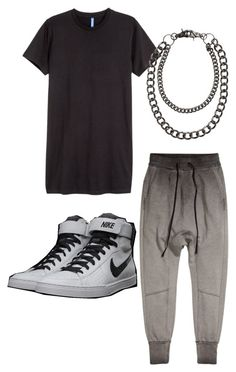 """""""Untitled #88"""" by rhianmcx on Polyvore featuring NIKE"""