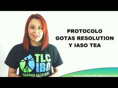 COMO TOMAR LAS GOTAS RESOLUTION Y EL IASO TEA DE TLC JOHANNA CALDERON - YouTube Detox Tea, Resolutions, Weight Loss, Fitness, Youtube, Crunches, Loosing Weight, Gymnastics, Health Fitness