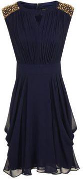 Dorothy Perkins Navy embellished party dress blue on shopstyle.co.uk Blue Party Dress, Blue Dresses, Navy, Birthday, Womens Fashion, Fashion Design, Wedding, Shopping, Black