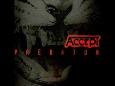 Accept-Predator (FULL ALBUM)