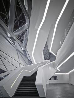 8 Opera House en Guangzhou - Hada Zadid