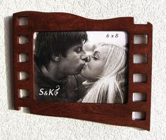Photo frame Personalized Picture Frame Personalized by SKWoodArt