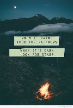 Look for stars night summer quotes