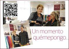 Idoia Zarrabeitia, responsable de Quémepongo Bilbao sugiere los cheques regalo de estilo para Navidad en la revista GPS de Bilbao.