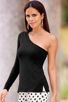So Sexy™ one-shoulder top