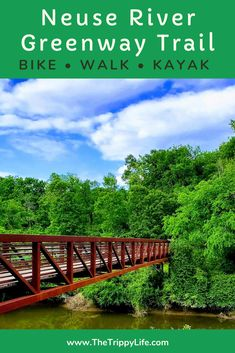 This 33-mile long trail in the Raleigh area of North Carolina is perfect for biking, running, walking, and kayaking. The trail hugs the beautiful Neuse River and has many scenic points of interest. #northcarolina #biketrails #trailslife #hiking #runningtrails #naturetrails #walkingtrails #hikingguide #trippylifeblog Best Places To Travel, Oh The Places You'll Go, Places To Visit, Us Travel, Family Travel, Travel Tips, Weekend Trips, Day Trips, Autumn Lake