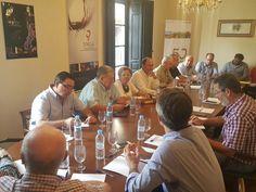 La Mesa del Vino analiza establecer una figura de calidad para los viñedos de…