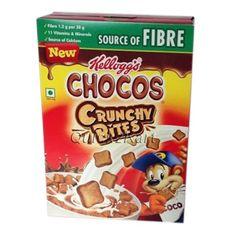 Kelloggs Cornflakes Chocos Crunchy Bites 390gm Rs. 154.00