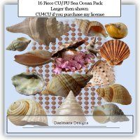 CU Sea/Ocean Elements