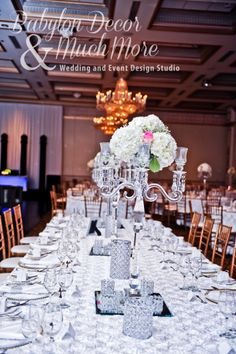 #wedding #decor #centerpiece #weddingdecor #tablelinen