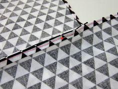 Naht Origami-Tasche