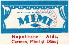 reclamă veche la Napolitana Mimi Vintage Ads, Pain Au Chocolat, Old Ads