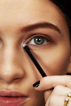 Beauty secrets, diy beauty, beauty tricks, beauty makeup, makeup tips All Things Beauty, Beauty Make Up, Diy Beauty, Beauty Hacks, Beauty Care, Fashion Beauty, How To Do Makeup, Makeup Tips, Makeup Tutorials