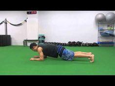 95.【筋トレ】1分間〜ながらトレーニング -Plank Pikes-