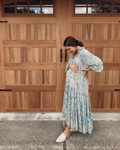 Cute Maternity Outfits, Stylish Maternity, Pregnancy Outfits, Maternity Wear, Maternity Fashion, Modest Fashion, Fashion Dresses, Pregnancy Fashion, 90s Fashion