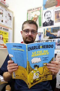 Aanslag op satirisch tijdschrift Parijs - twaalf doden, daders geïdentificeerd - nrc.nl