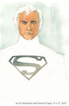 Jor-El, Phil Noto. (Superman)