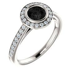 14K White Gold Round Cut Black and White Diamond Halo-Style Ring -- LIFETIME WARRANTY GIM,http://www.amazon.com/dp/B00FIPCYDI/ref=cm_sw_r_pi_dp_2XPwtb0608A8DE92