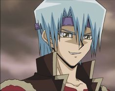 """Kiryu/Kalin- Yugioh 5D's, a """"cool guy at first, but goes insane after"""" kinda character. No more needs to be said."""