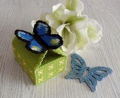 patronen vlinder in plastiek stramien - Google zoeken