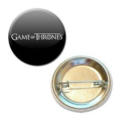 Badge 38 mm - Game of Thrones Trône de Fer Série TV : Pins, badges par miss-kawaii