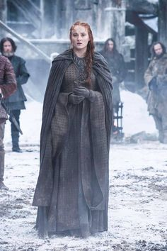 Game of Thrones 6x04 Book of the Stranger