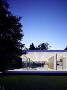 Imagen 7 de 17 de la galería de Casa D10 / Werner Sobek. Fotografía de Zooey Braun