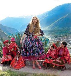 Perú  Moda