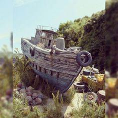 Beautiful!!! Fishing Boat 1/35 diorama. Unknown modeler #scalemodel #plastimodelismo #hobby #diorama #modelismo #miniatura #miniature #maqueta #maquette #boat #fish #fishing #pesca #pescaria #plastickits #usinadoskits #udk