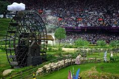 London 2012 Olympics: Spectacular opening ceremony kicks off greatest show on earth - Olympic News - Olympics - Evening Standard