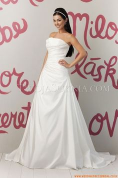 Wedding Dresses Sweetheart 5967 Spring 2013