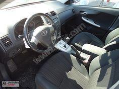 Toyota Corolla 1.4 D-4D Elegant DERİNDERE'DEN 2008 TOYOTA COROLLA 1.4 D-4D ELEGANT MM