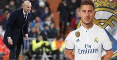 El fichaje de Eden Hazard por el Real Madrid, al rojo vivo   Defensa Central