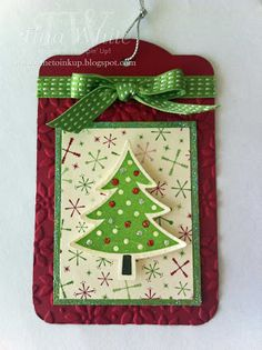 Fantastiske Time to Ink Up: Christmas Cards and Gifts: note to self: Husk gullengelen