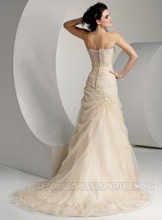 Back of dress!