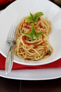 Salsa di Pomodoro {Tomato Sauce} | bell'alimento
