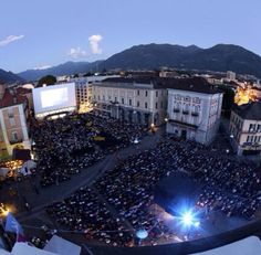 Locarno International Film Festival, is the most important film event in Switzerland