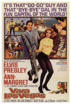 """Viva Las Vegas   AMOR A TODA VELOCIDADE"""" - 1964"""