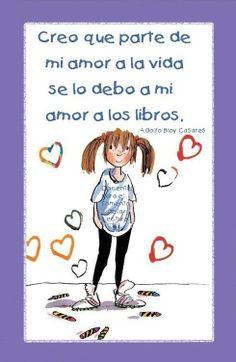 libros y lectura...
