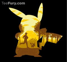"""Yellow Companion"" by Whitebison available for $18! Get it here: http://www.teefury.com/yellow-companion/?utm_source=pinterest&utm_medium=referral&utm_content=yellowcompanion&utm_campaign=galleryinfocus?&c3ch=Social&c3nid=Pinterest"